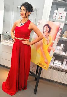 Shriya Saran at Wings of Fantasy Launch