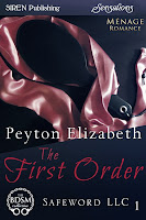 The First Order  by Peyton Elizabeth