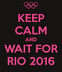 Rio 2016, I'll be there!