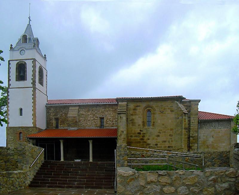 Iglesia Parroquial de San Miguel Arcangel de Miengo
