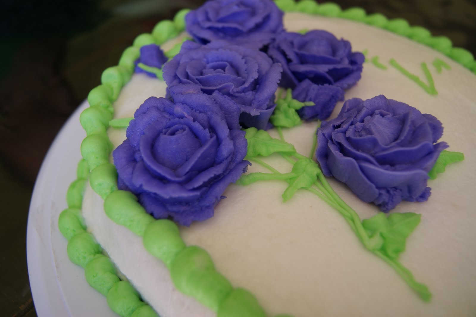 V Is For Violet   V   is for violet   roses that