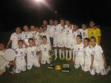 CAMPEONES PONY FUTBOL - 2012