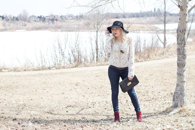 Hipster style by Jennifer Ashley.