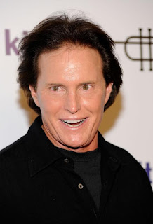 Bruce Jenner - Olympian and Waxwork