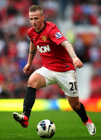 Alexander Buttner Manchester United Transfer As Roma+Genoa 2014