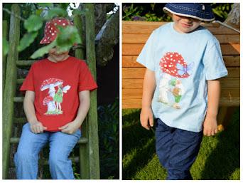 Zauberhafte Bio-Kinderkleidung im Zuckersüße Äpfel Shop