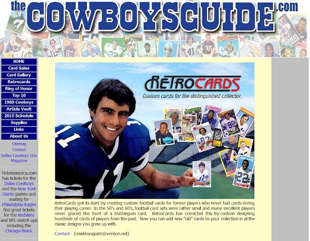 Topps fleer 1960s 1970s Cowboys Packers