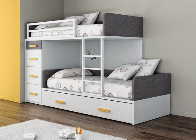 Visita nuestra web - Camas dormitorios infantiles ...
