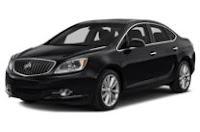 2014 Buick Verano price list