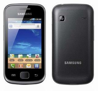 Samsung Gio S 5660