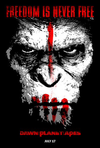 Dawn of the Planet of the Apes (Web-DL 720p Ingles Subtitulada) (2014)