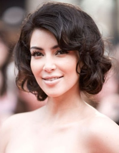 Short Curly Hairstyles For Prom : Short wavy hairstyles part 03 hairstyles short curly