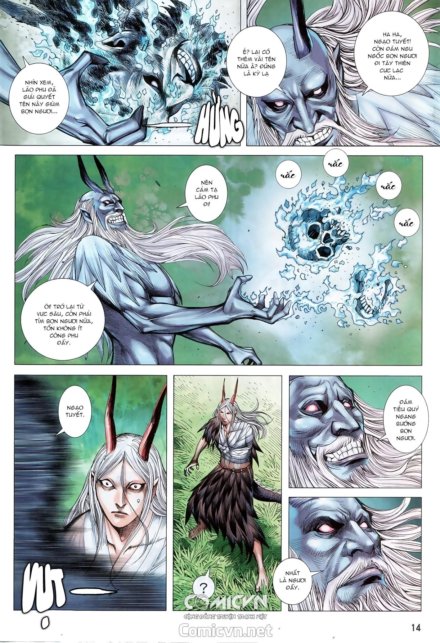 Tây Du chap 104 Trang 13 - Mangak.info