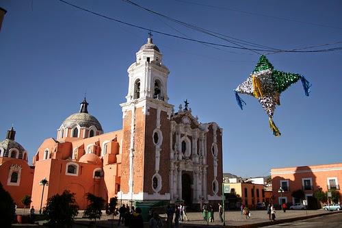 Visitar Tlaxcala y su feria