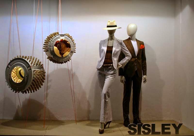 Ártidi: Escaparates de gran formato, Sisley
