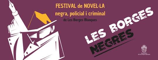 Ramona Solé, coordinadora del festival, amb Ariadna Salla de l'Ajuntament de les Borges Blanques