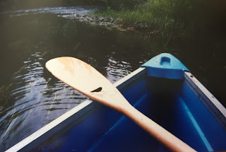 Canoeing the Forest Lake River, Ontario
