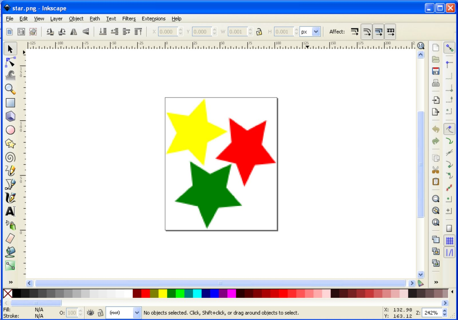 Inkscape Vector image software