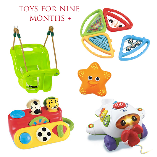 Toys For A 9 Month Old : The baby led toys for a nine month old