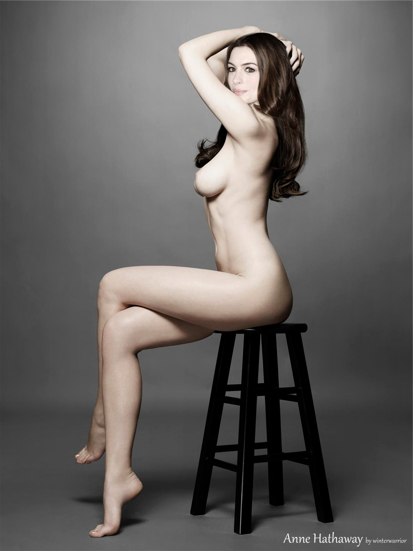 Anne hathaway fake nude pics