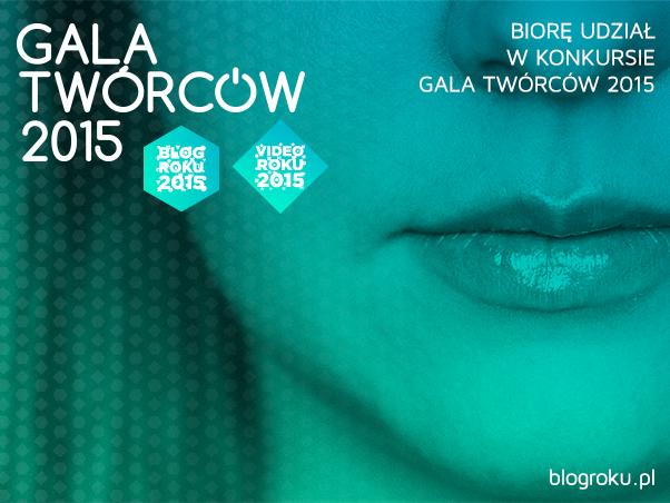 Gala Twórców 2015