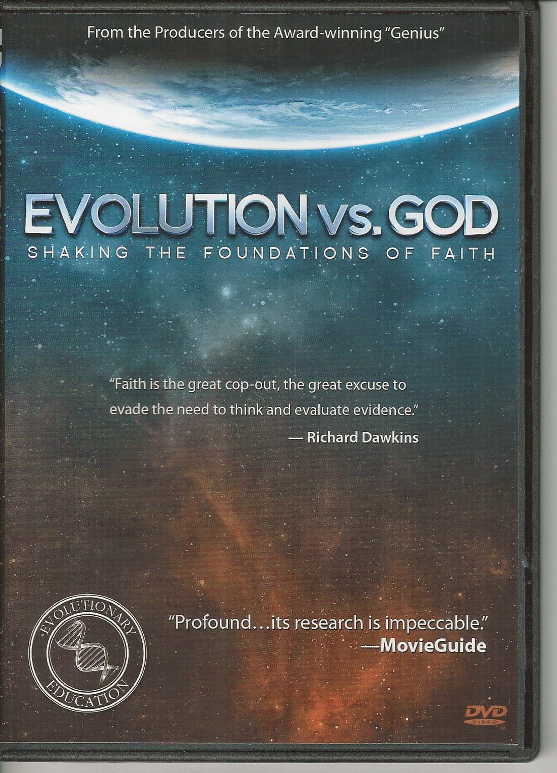 evolution vs god Creation vs evolution - the definitions the debate the evidence the challenge a review of cosmic, chemical, stellar, planetary, organic, micro and macro evolution.