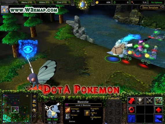 Dota pokemon 10 gumiabroncs Images
