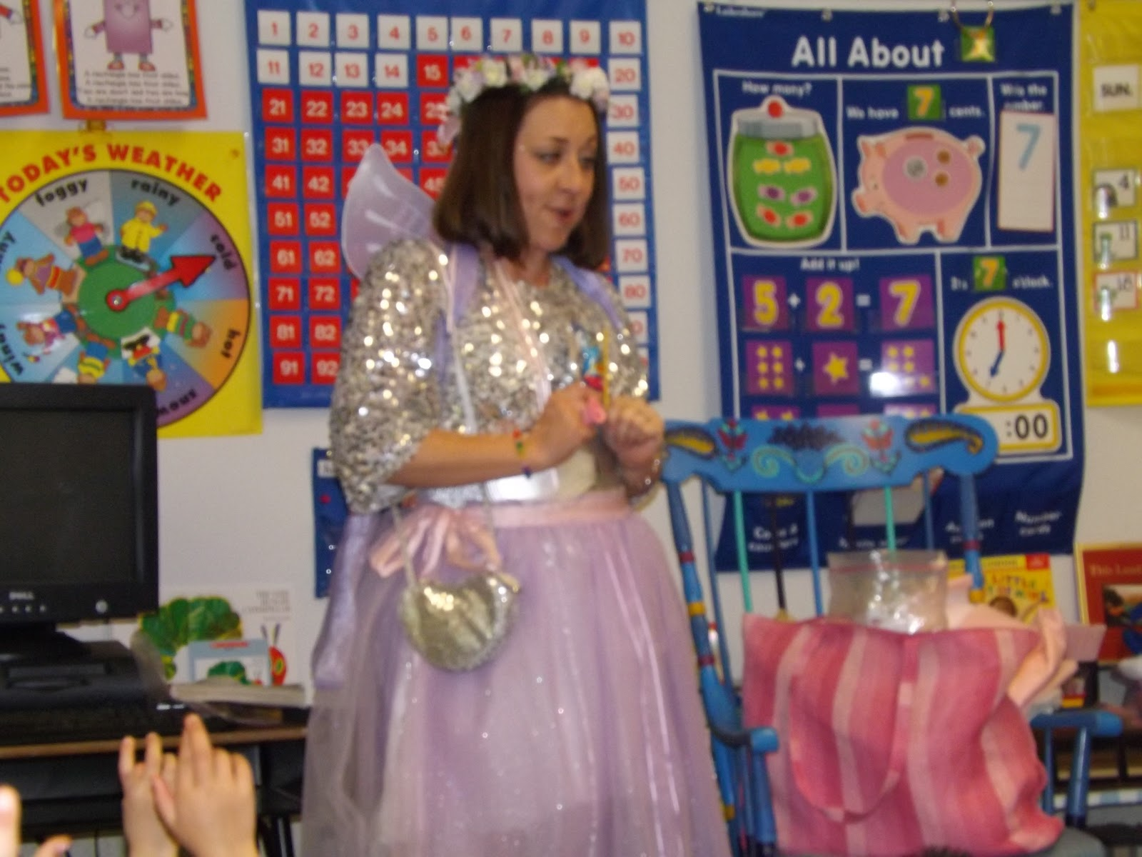 mrs vento u0027s kindergarten tooth fairy visits