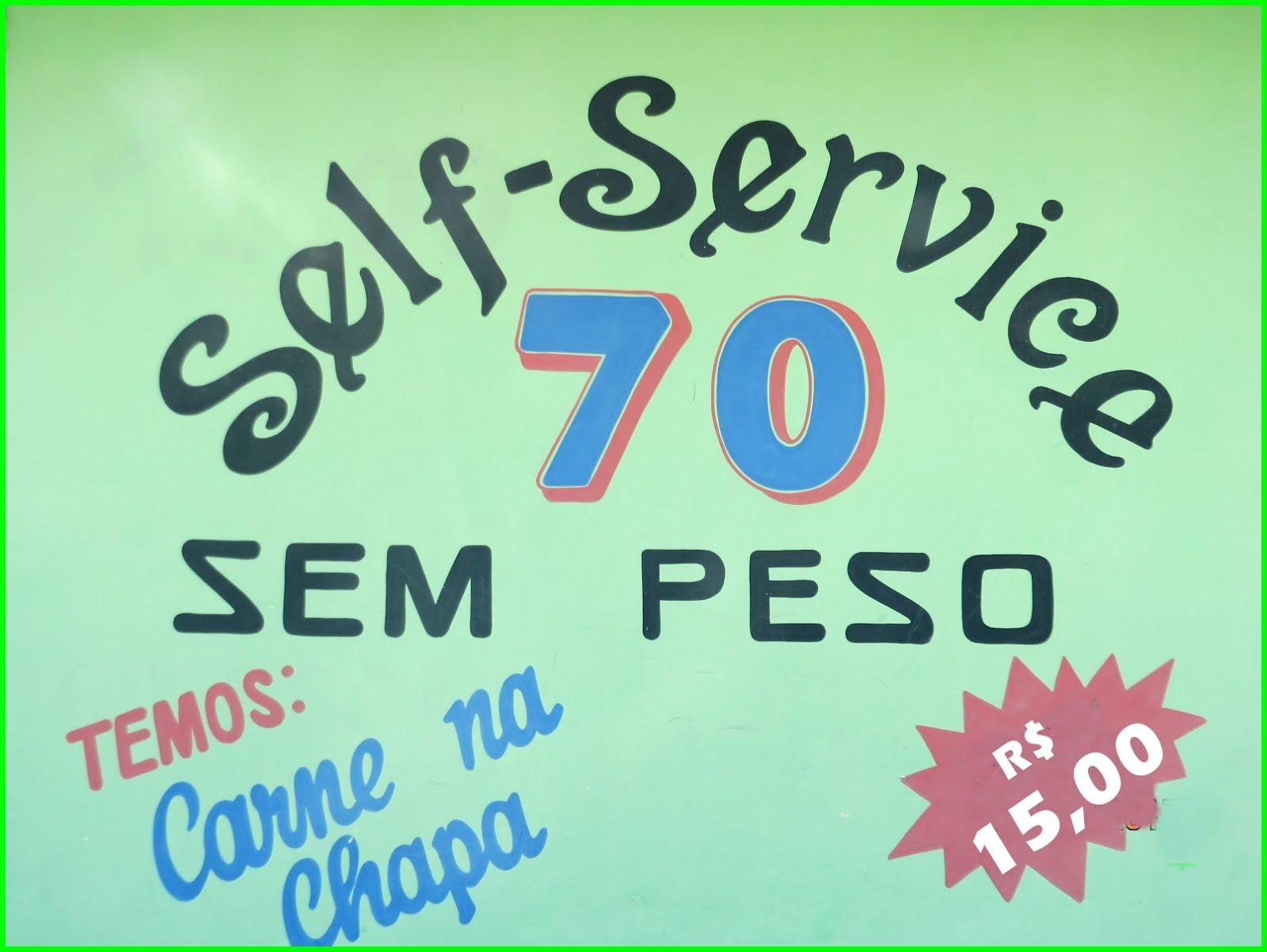 Self-Service 70