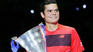 Milos Raonic tenis online