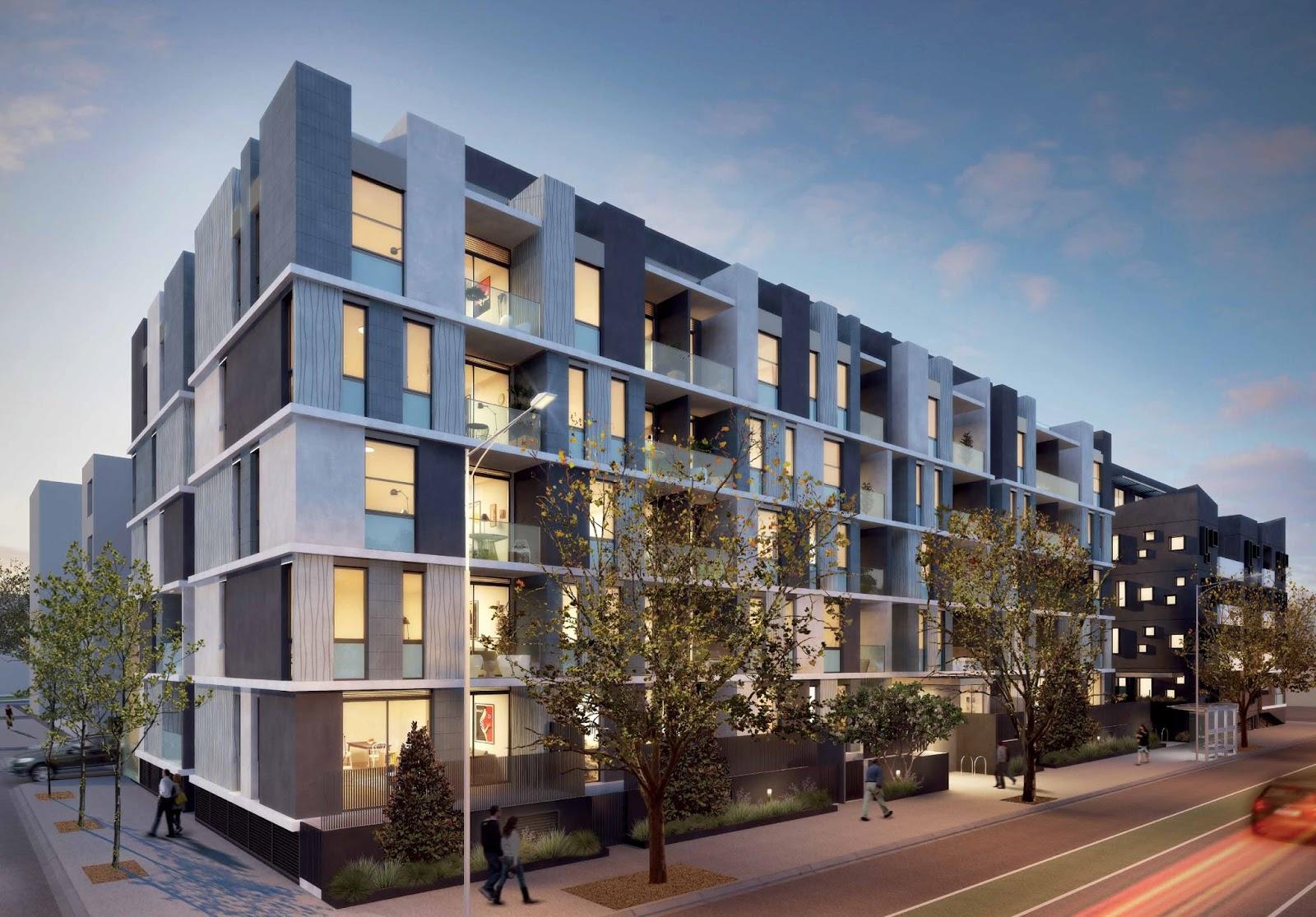 Zest Carlton Apartment At Rathdowne St Carlton Vic