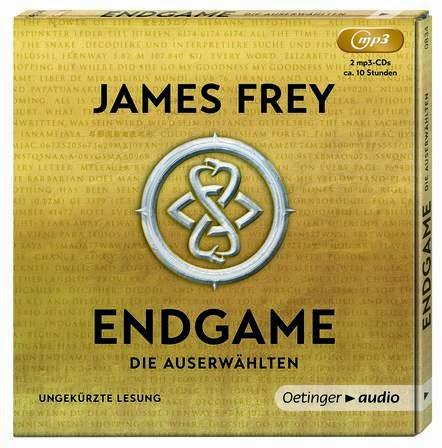 http://www.oetinger.de/nc/schnellsuche/titelsuche/details/titel/7708341/19998/33328/Autor/James/Frey/Endgame._Die_Auserw%E4hlten_%282_mp3-CDs%29.html