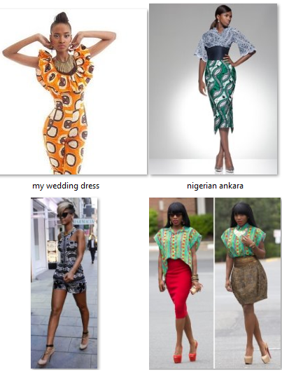 Nigerian fashion styles