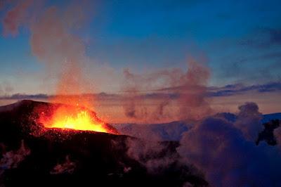 L'estinzione di massa del Permiano sarebbe stata causata da gigantesche eruzioni vulcaniche