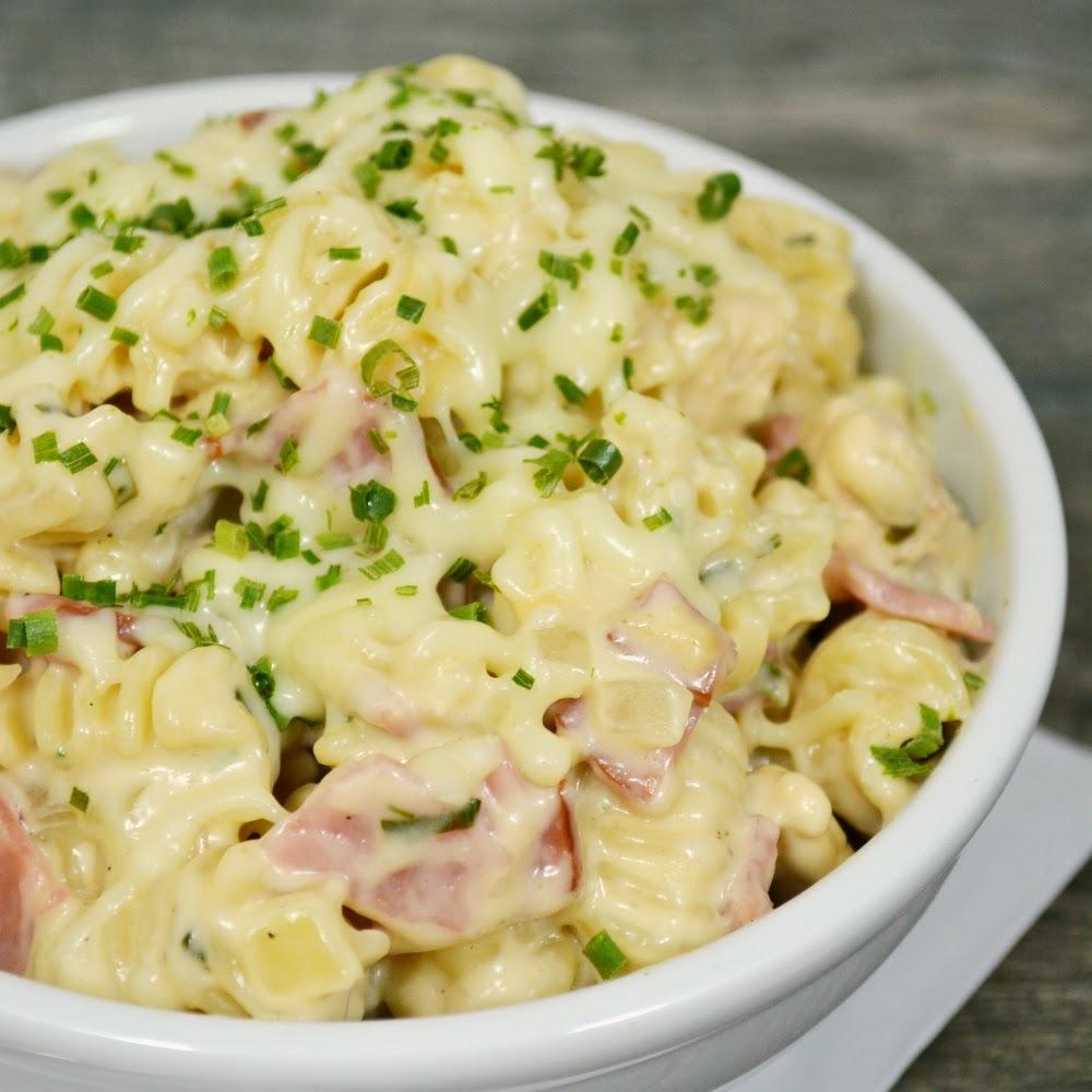 Kusina Master Recipes: Chicken Cordon Bleu Pasta