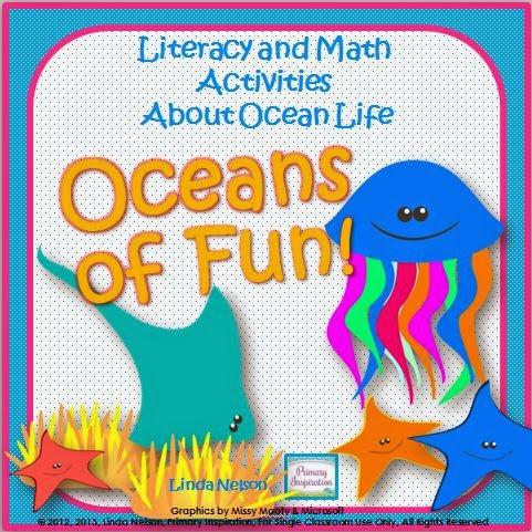 http://www.teacherspayteachers.com/Product/Oceans-of-Fun-Literacy-Math-Activities-About-Ocean-Life-128629