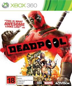 Deadpool X-BOX360 Torrent 2013