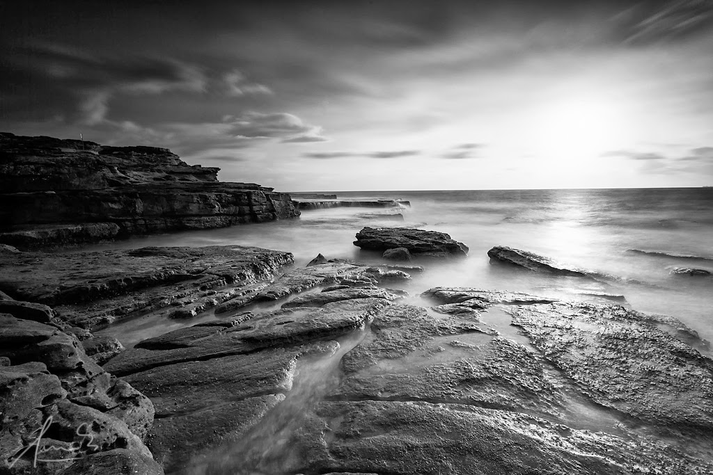 tips for photographing sea shores