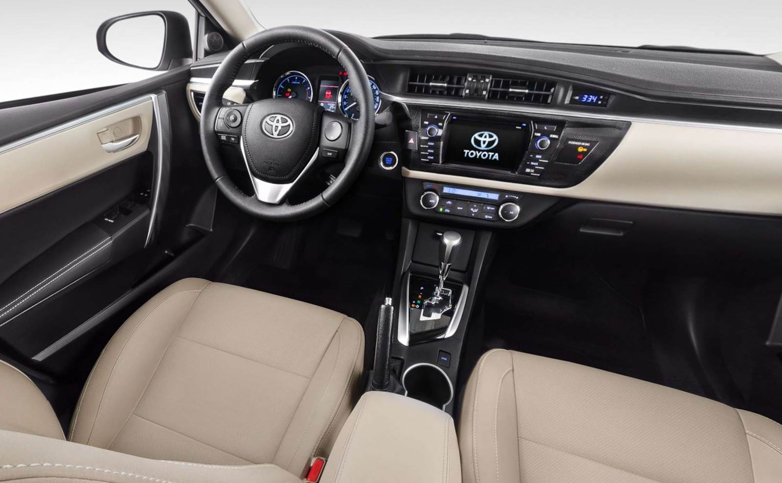 Cached Corolla altis interior pictures