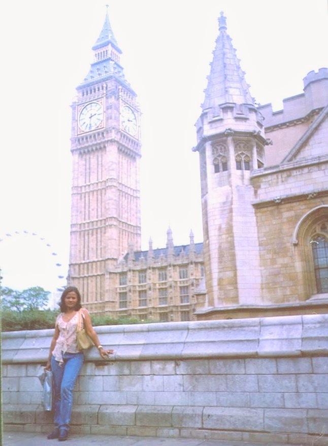 London - Julho de 2004