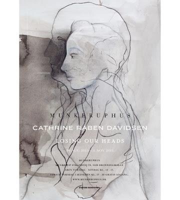 signeret plakat fra Cathrine Raben Davidsen