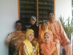My lovely families.....!