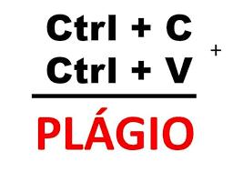 PLÁGIO DE TEXTOS NA INTERNET