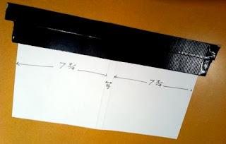 Pola Cover dari kertas