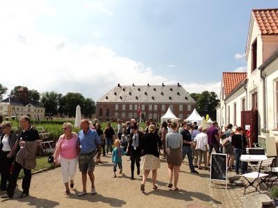 Valdemar Castle Summer Market