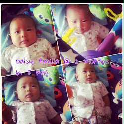 Daisy Amelia Tay 2 months old