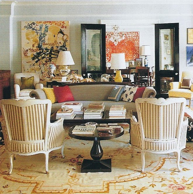 Whimsy Place: Kate Spade's Apartment