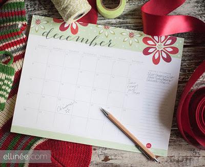 calendario dezembro 2012 imprimir gratis