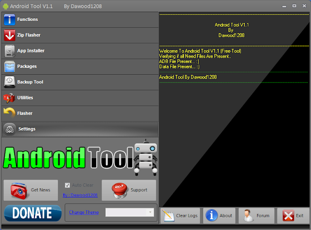 Android Tools v1.1 Download Here