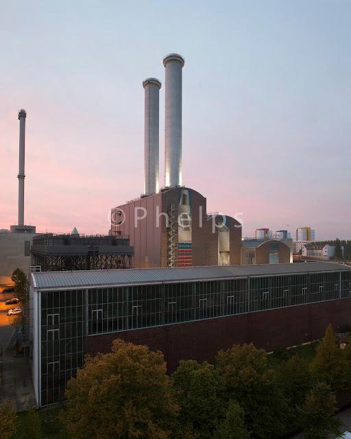 Ausstellung Realstadtkraftwerk Mitte Berlin - Foto Andrew Phelps
